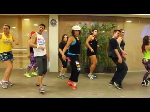 Dance With Gi | Dancehall - Let Loose - using mobile? go to: gisellekhoury.zumba.com