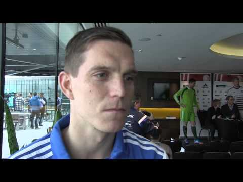 Agger: Liverpool stars ready for England