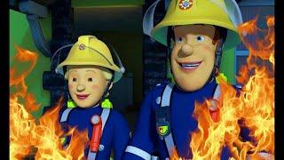 Požiarnik Sam - Hasiči v akcii