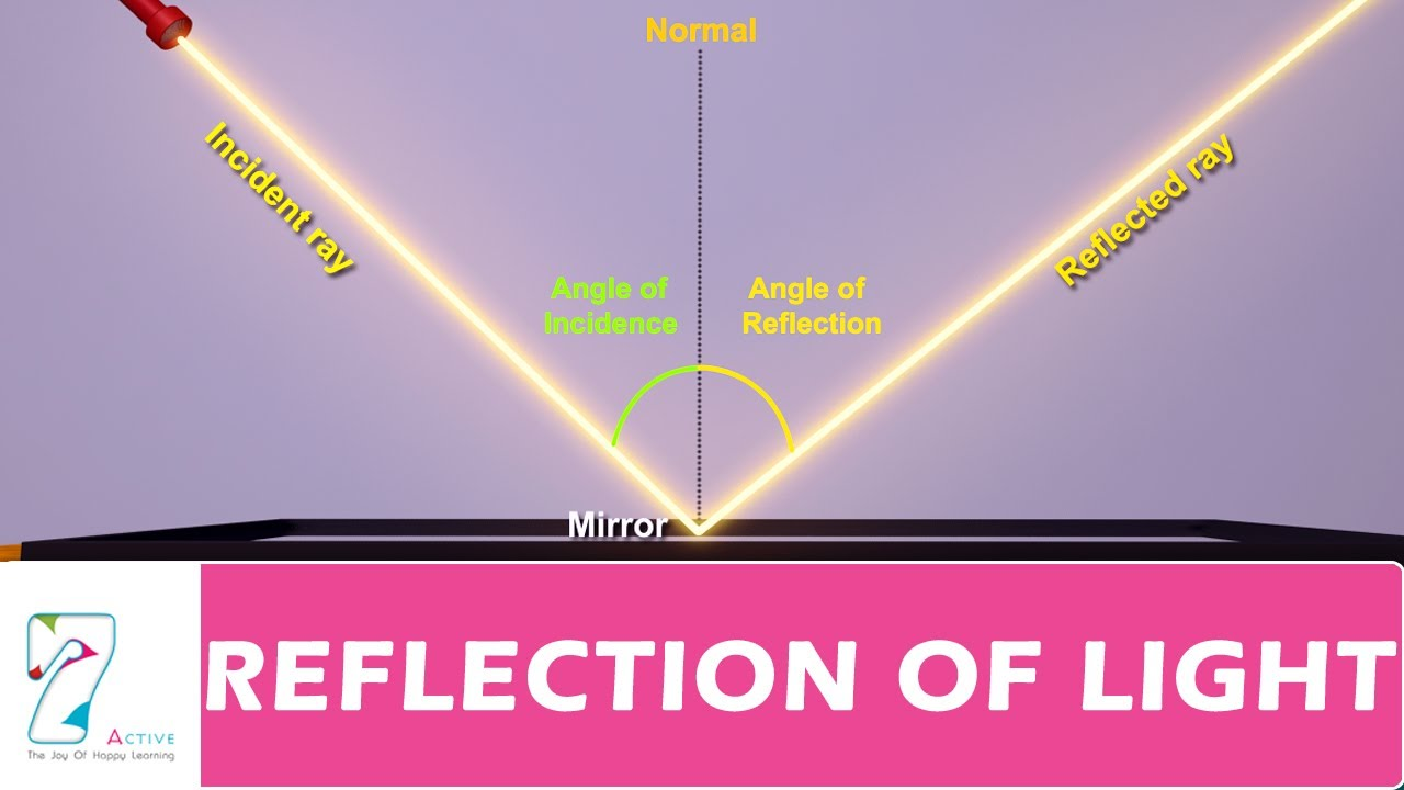 Reflection Of Light Youtube
