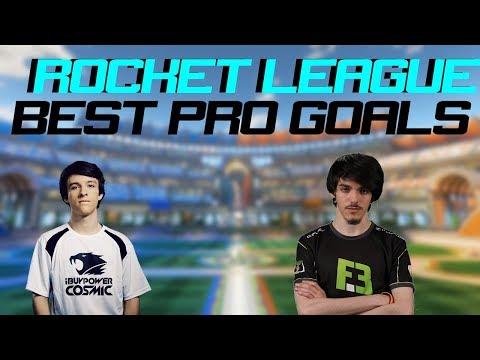 Rocket League   BEST PRO GOALS PART 3