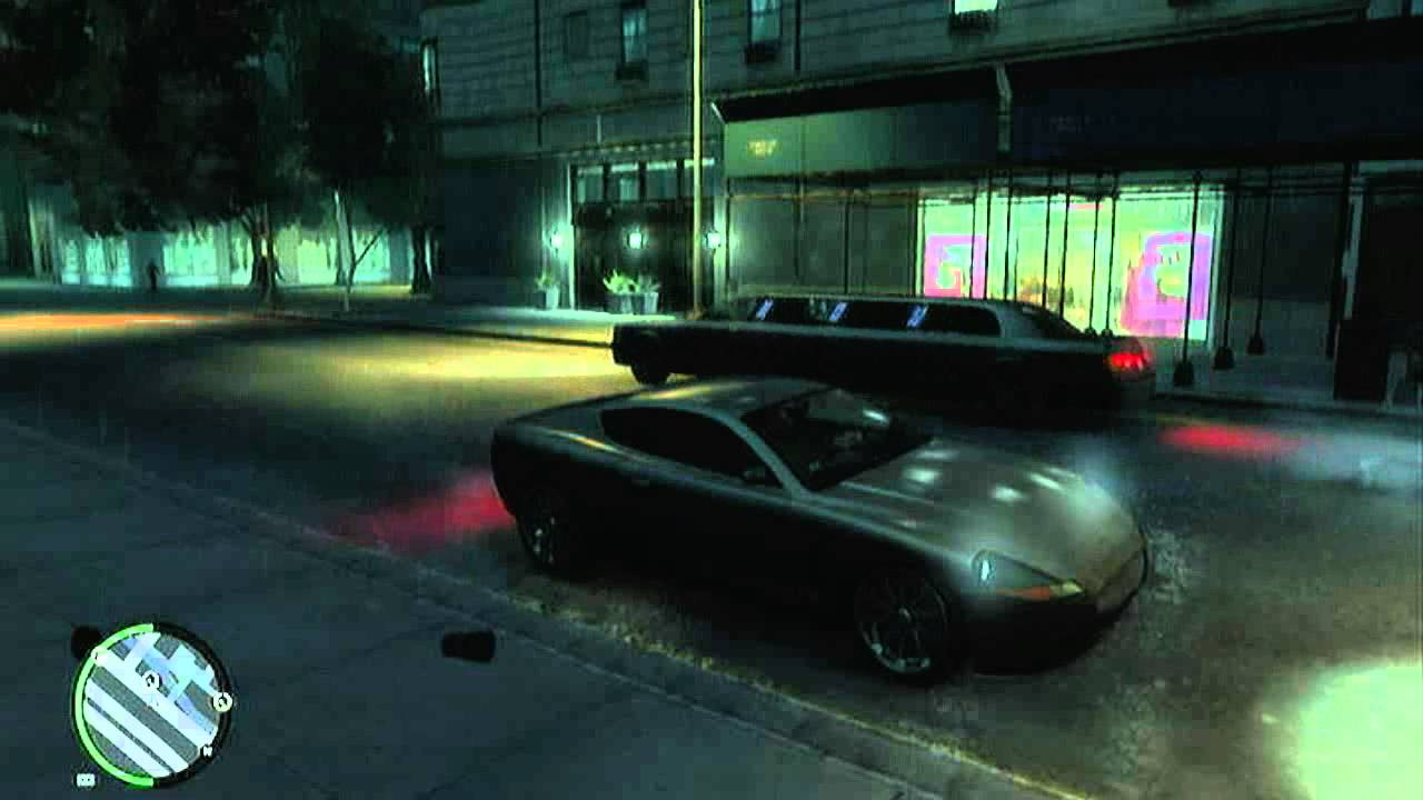 Grand Theft Auto IV Cheats - YouTube