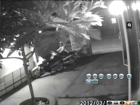 Trộm xe bất thành tại tiệm Nét-Minh Khanh-TX Long Khánh 19-03-2012.flv