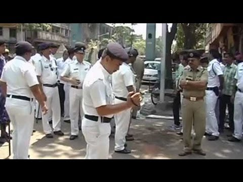 Clashes in Bengal on last day of polling for national election
