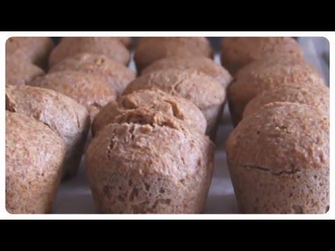 Как приготовить булочки из проращенного зерна без муки