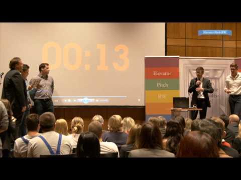 28.03.2014: Gründermesse Neckar-Alb - 1. Platz des Startup-Wettbewerbs