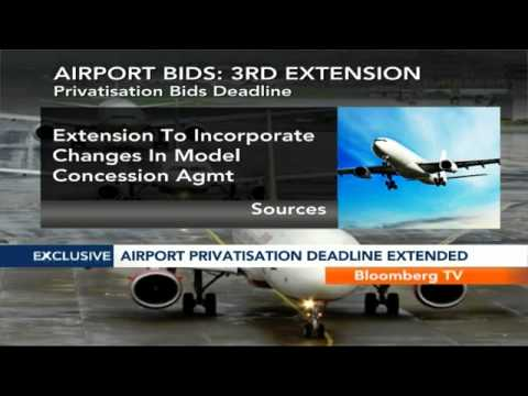 Market Pulse- Airport Bids: 3rd Extension
