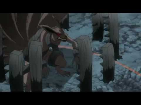 Hashirama Senju vs Madara Uchiha fight to dead 2012 HD