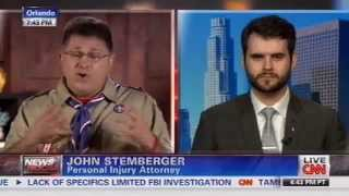 Scouts for Equality's Zach Wahls Debates Opposition on CNN