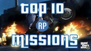 GTA V Online Top 10 RP Missions