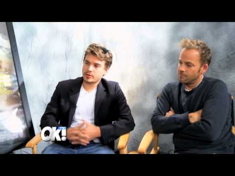 """The Motel Life"" with Emile Hirsch and Stephen Dorff"