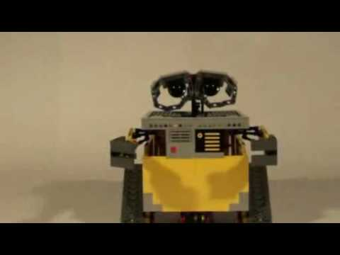 NXT Wall-e Transformable