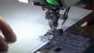 [BOM2011] Margem De Costura, Parte 1: Máquina Eletrônica