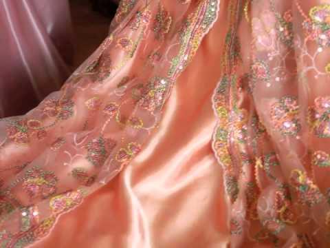 Leçon vidéo 2 de Mme Chérifa Yamini pour dessiner votre Robe