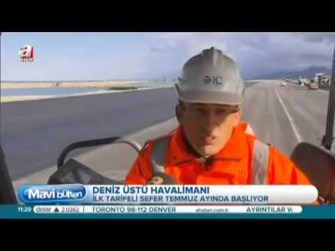 Ordu - Giresun Havalimanı Gün Sayıyor
