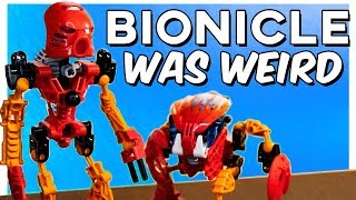 Bionicle Was Weird | Billiam