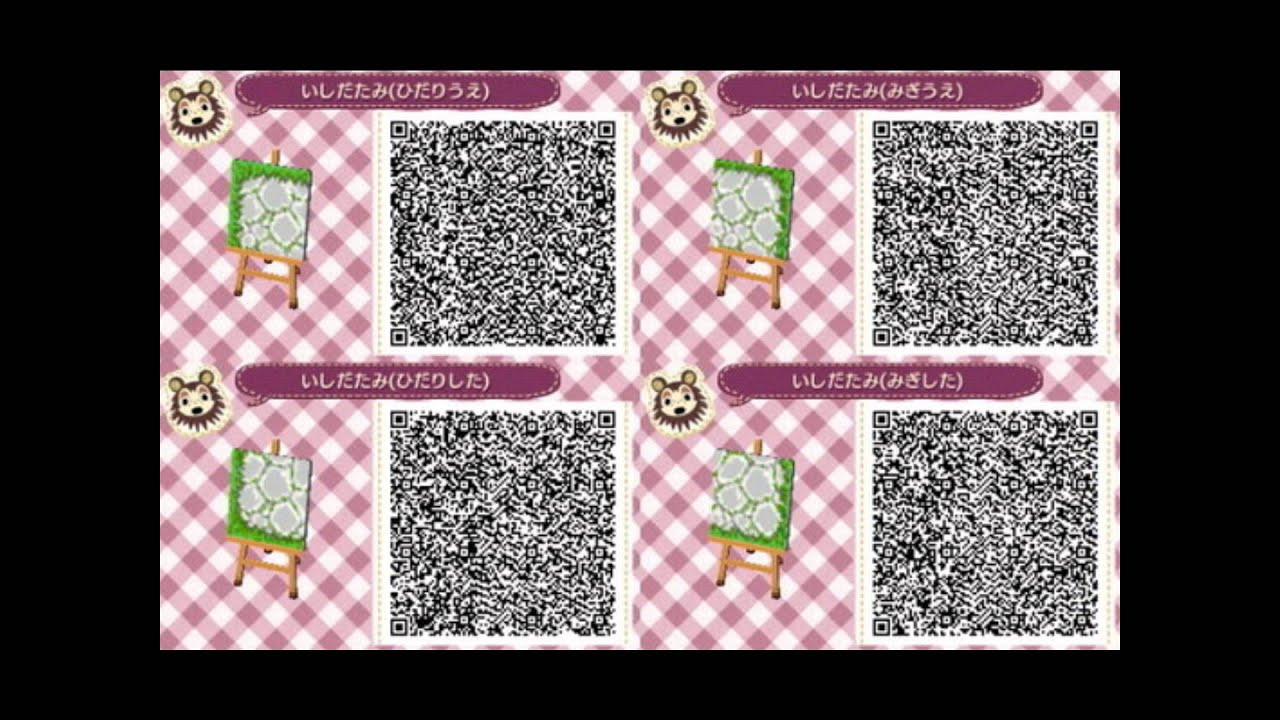 animal crossing new leaf qr codes part 2 boden desins