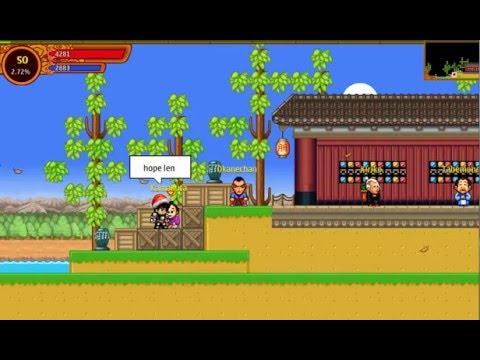 Ninja School Online - Thanh niên đập vk và cái kết cay cú {Leroi2001}
