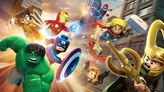 LEGO Marvel Heroes Characters Pack DLC Pack