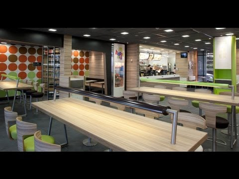 Marcon Fit-Out - Project testimonial: McDonald's UK