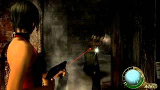 Resident Evil 4 HD: Separate Ways pt10 (Single Bella Twin Boss)