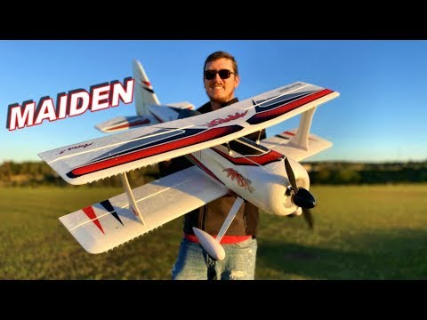 You Won't Believe How Easy This RC Plane Flies! - Flex Innovations Mamba 10 - TheRcSaylors