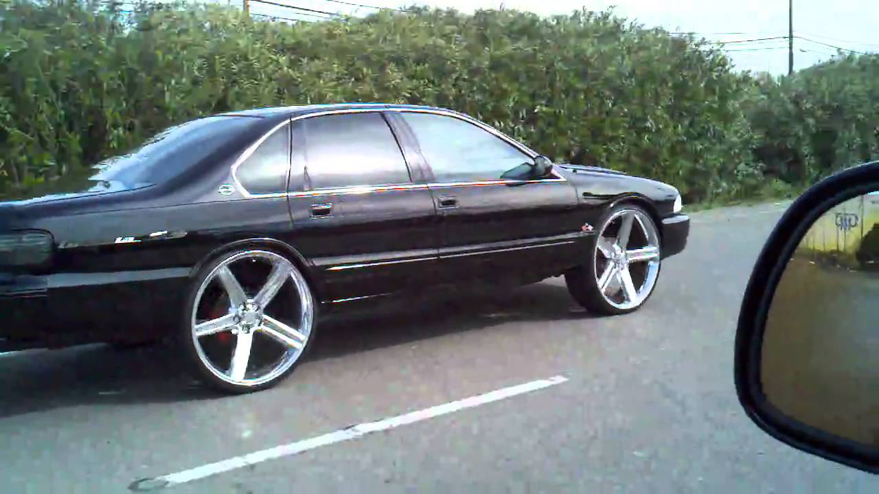 2014 Chevrolet Impala Ss Version First moreover Watch also Watch in addition Page 3 moreover Ice Cream Shoes Custom Chevy Caprice Wagons. on 2007 chevy impala rims nice