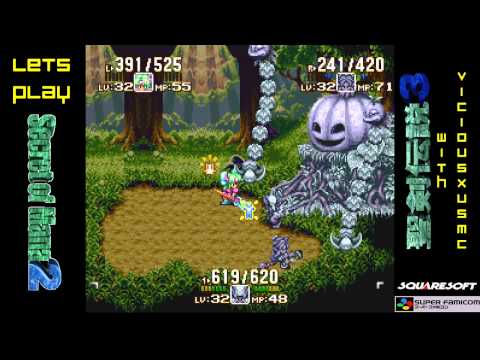 secret of mana how to play multiplayer