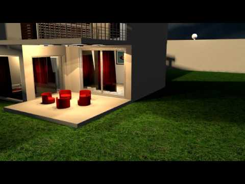 Project 3Ds Max / Home Dream