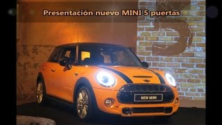 Presentacion MINI 5 puertas