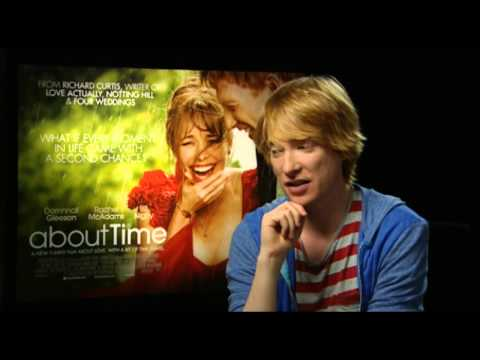 Domhnall Gleeson - About Time interview