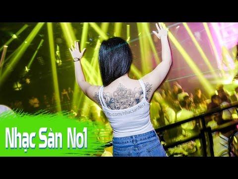 DJ Nonstop 2016 Nhạc Sàn Gây Nghiện   Phê Theo Làn Khói Đá Chuyến Bay Tới Thiên Đình Gặp Soái Tiên