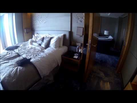 What Shangri-la suite at the Shard Tower London look like GOPRO HERO 3