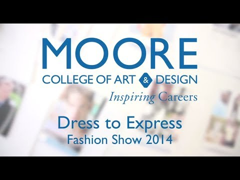 07 Awards // 2014 Moore Fashion Show // Dress to Express