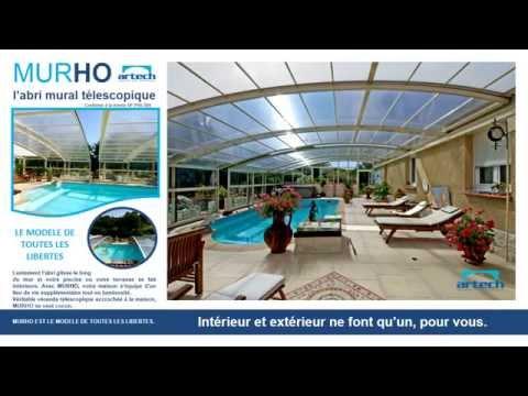ABRIS ARTECH Abri piscine Abri spa Abri terrasse