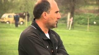 Gheorghe Durlea - antrenor Rapid Buzescu 29.03.2014