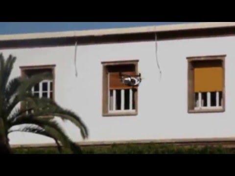 بالفيديو:مسيرة الرباط تحت أعين كاميرات جوية