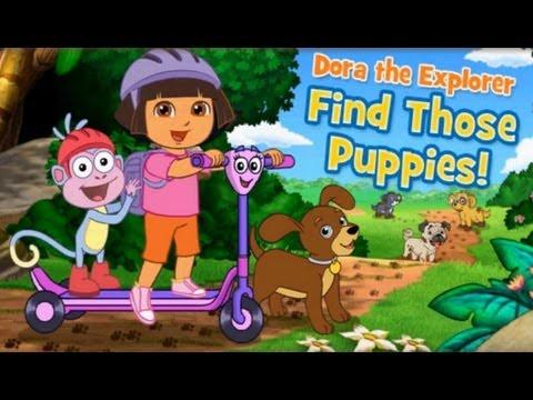 find dora the explorer