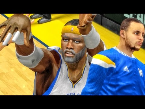 GRANDPA SHOOTING 3's LIKE CURRY! NBA 2k16 My Career Xbox 360 Gameplay Ep. 4