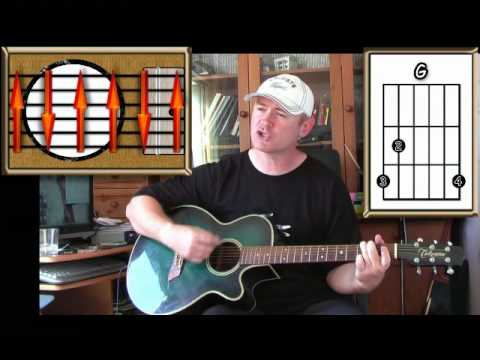 Wots...Uh The Deal - Pink Floyd - Acoustic Guitar Lesson