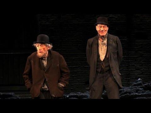 Patrick Stewart & Ian McKellen on Broadway, Bowler Hats and Beckett