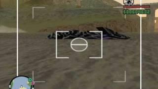 Monstruo Del Lago Nees En GTA San Andreas