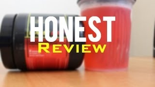 Man Sports Game Day PreWorkout Supplement Unbiased Honest Review