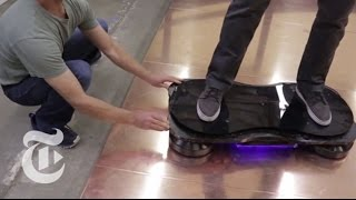 Hoverboards Exist Now, For Real This Time