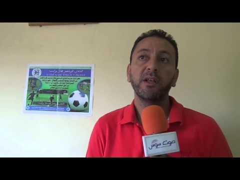 صوت سوس في لقاء خاص مع رئيس النادي الرياضي هلال تراست