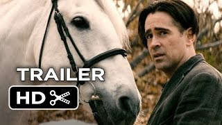 Winter's Tale Official Trailer #1 (2014) Colin Farrell