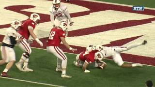 Wisconsin Spring Football Highlights