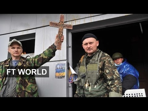 Separatists spark Ukraine unrest