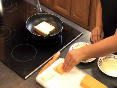 Cooking Recipe #1 - Grilled Cheese