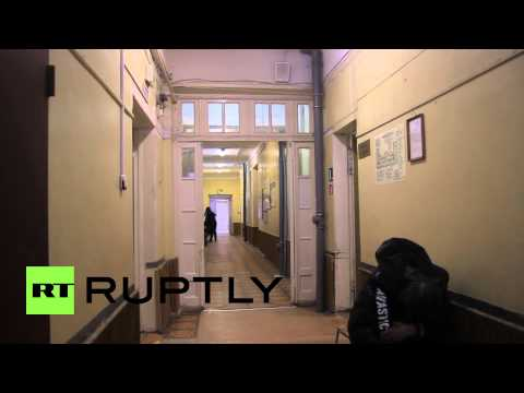 Russia: Victims of Volgograd bombing treated at hospital